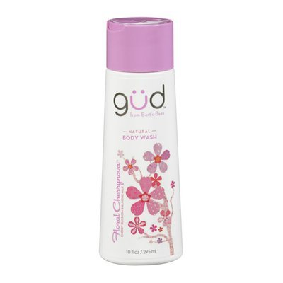gud Floral Cherrynova Cherry Blossom & Almond Milk Body Wash