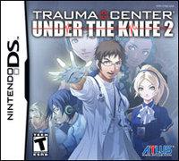 Atlus U.S.A Trauma Center: Under the Knife 2