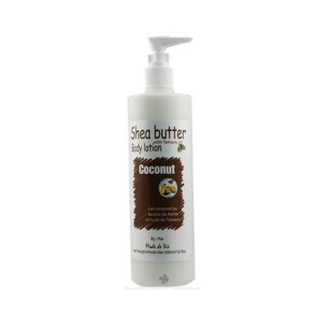MODE DE VIE/GLOBAL NATURAL PRODUCTS Shea Butter Coconut Body Lotion With Tamanu Oil 8 OZ