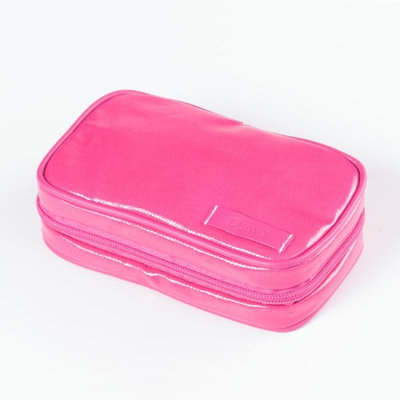 Clava 885016FUSCH Wellie Small Toiletry-Cosmetic Case - Fuschia