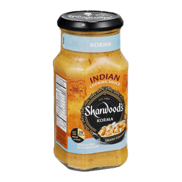 Sharwood's Indian Cooking Sauce Creamy Coconut Korma