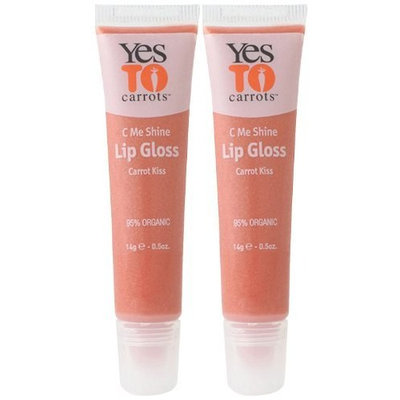 Yes To, Inc. Yes to Carrots C Me Shine Lip Gloss