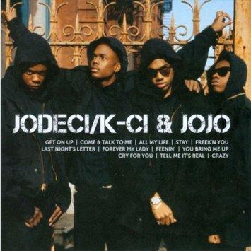Hip-o Records Jodeci/K-Ci & JoJo - Icon