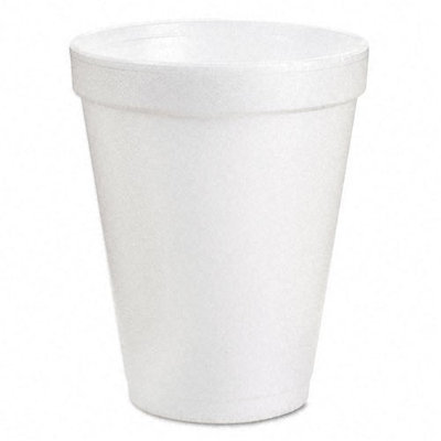 Dart 6J6 Drink Foam Cups- 6 oz