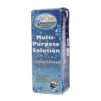 Clear Conscience Multi-Purpose Contact Solution