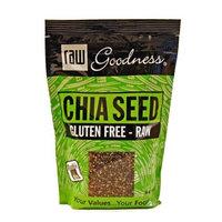 Raw Goodness Black Chia, Bulk, 24 Pound Box