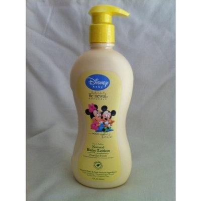 Disney Baby Daily Renewal Natural Baby Lotion ~ 15 Fl Oz ~ Powder Fresh