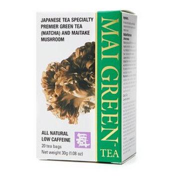 Mushroom Wisdom Mai Green Tea Bags