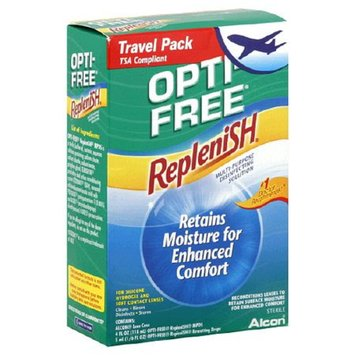 Alcon Opti-Free Replenish Travel Kit