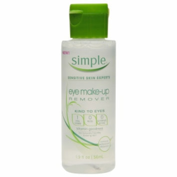 Simple® Eye Makeup Remover
