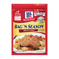 McCormick® Bag 'n Season® Meat Loaf