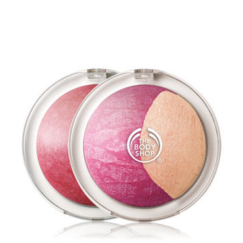 The Body Shop Baked-To-Last Blush 02 Coral