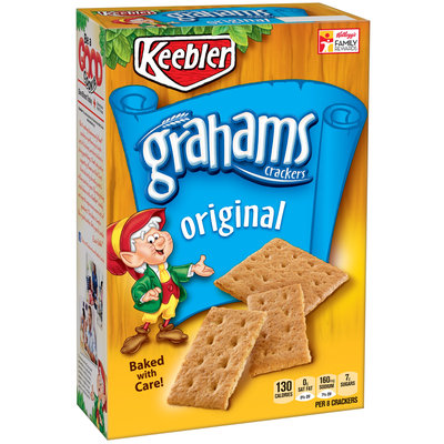 Keebler Grahams Crackers Original