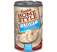 Campbell's® Homestyle Light Baked Potato With Bacon & Cheddar