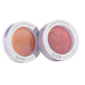 Hard Candy Glow All The Way Baked Blush