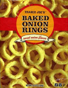 Trader Joe's Baked Onion RIngs