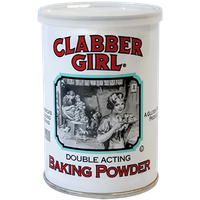 CLABBER GIRL® Double Acting Baking Powder