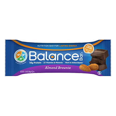 Balance Bar Almond Brownie