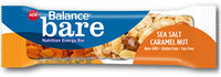Balance Bare Bar Sea Salt Caramel Nut