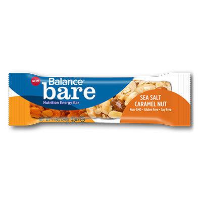 Balance Bare Bar Sea Salt Caramel Nut