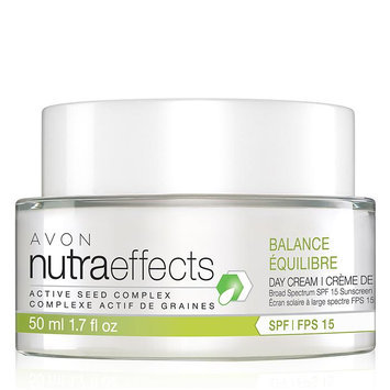 AVON Naturaeffects Balance Day Cream SPF 15