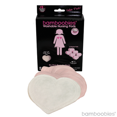 bamboobies® Ultra-thin Nursing Pads