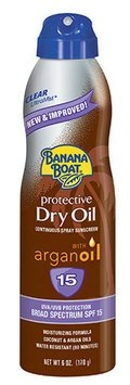 Banana Boat Protective Dry Oil Sunscreen