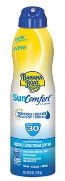Banana Boat Sun Comfort Sunscreen