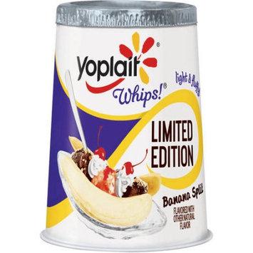 Yoplait® Whips!® Banana Split Flavored Lowfat Yogurt Mousse