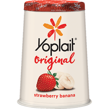 Yoplait® Original Strawberry Banana Yogurt