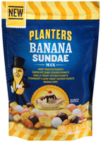 Planters Banana Sundae Mix Bag