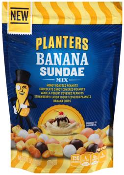 Planters Banana Sundae Mix Bag