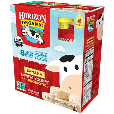 Horizon Banana Lowfat with Probiotics Yogurt