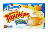 Hostess Banana Twinkies