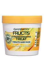 Garnier Fructis Strengthening Treat 1 Minute Hair Mask + Banana Extract
