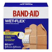 Band-Aid Wet-Flex Aquaflex Foam Bandages, Water Resistant