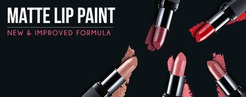 Barry M Cosmetic Matte Lip Paint