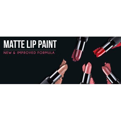 Barry M Cosmetic Matte Lip Paint