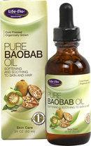 Life Flo Health Baobab Oil Pure Organic 2 oz