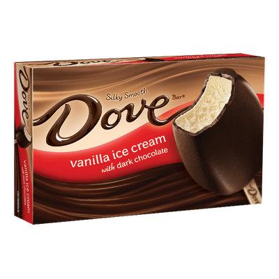 Dove Chocolate Promises Vanilla Ice Cream With Dark Chocolate