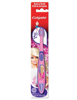 Colgate® Kids Barbie™ Toothbrush Extra Soft