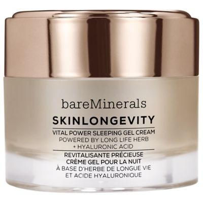 bareMinerals Skinlongevity® Vital Power Sleeping Gel Cream