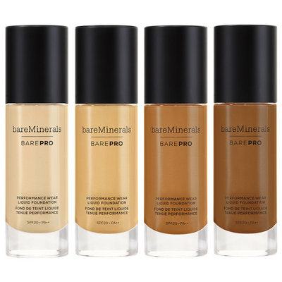 bareMinerals barePRO® Performance Wear Liquid Foundation