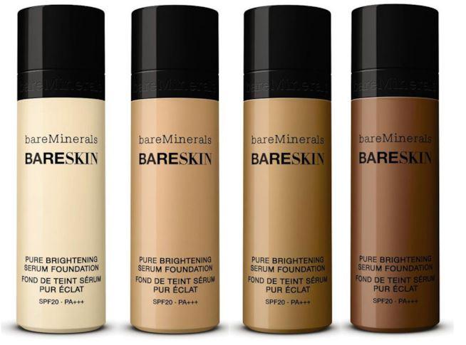 bareMinerals bareSkin® Pure Brightening Serum Foundation