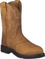Ariat Mens Sierra Saddle Steel Toe 8EE Aged Bark