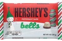 Hershey's Peppermint Bark Bells