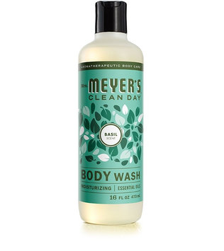Mrs. Meyer's Clean Day Basil Body Wash