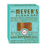 Mrs. Meyer's Clean Day Basil Scent Diffuser Refill
