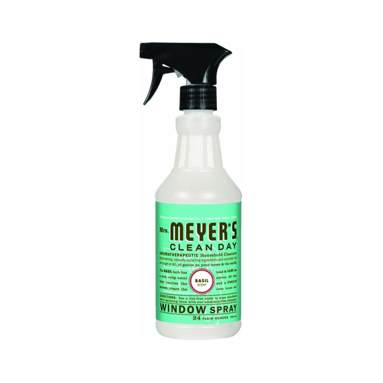 Mrs. Meyer's Clean Day Basil Window Spray