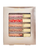 Disney Beauty And The Beast Lip Gloss Collection